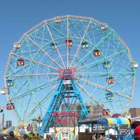 Brooklyn, Nowy Jork: Wonder Wheel