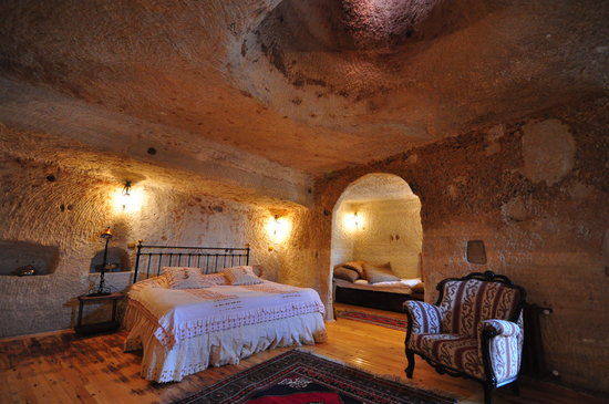 Aydinli Cave House Hotel: Family Room - perfect for 3