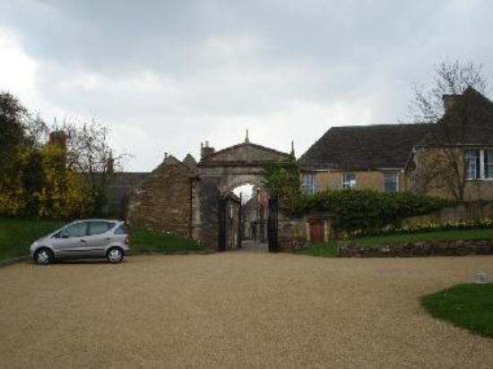 Castle Gate Oakham Rutland
