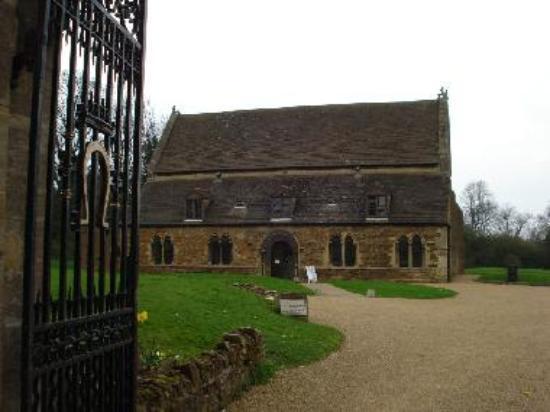 Oakham Castle Rutland