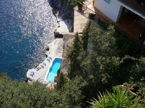 Santa Caterina Hotel: hotel pool