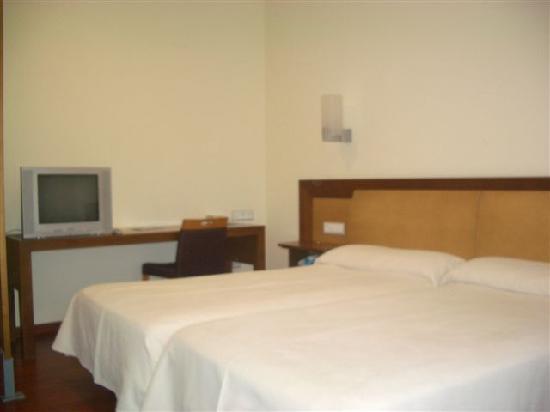 Termal Resort Salugral: Habitación 2 camas