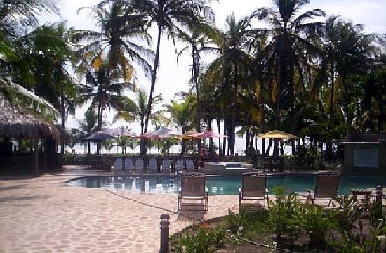 Hotel Playa Westfalia : Pool and Dining area