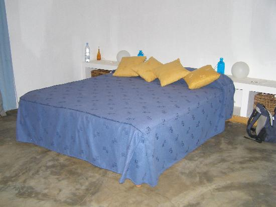 Residencial Goa: une chambre