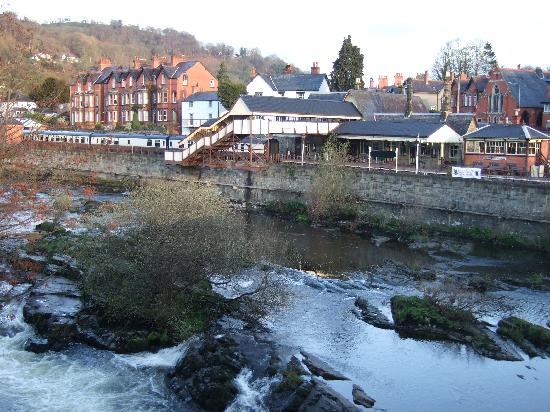 Llangollen Train Station,Llangollen,N.Wales.