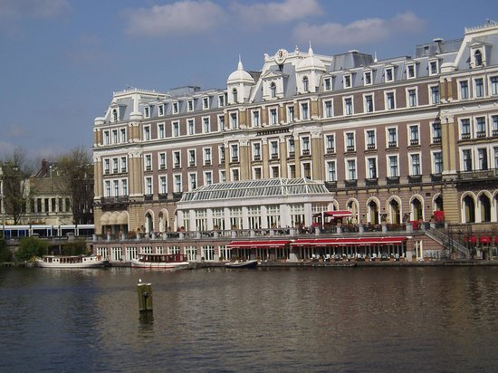 Junior suite picture of intercontinental amstel - Amstel hotel amsterdam ...
