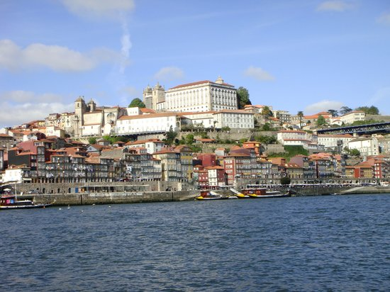 Oporto, Portugal: a Ribeira
