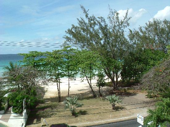 Southern Surf Beach Apartments: View from room 12