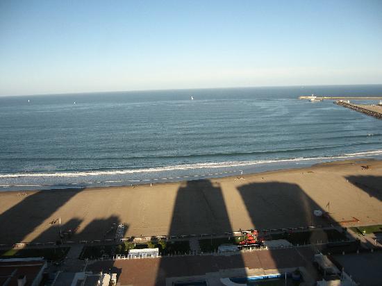 Hotel Costa Galana: Vista desde el piso 14