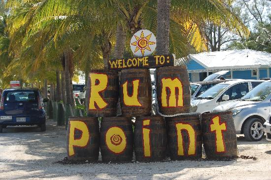 Cayman in a Nutshell: Rum Point, Grand Caymans