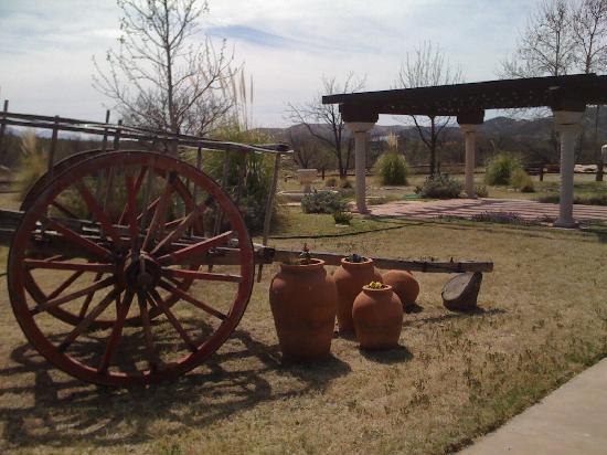 Hacienda Corona de Guevavi: Corona de Guevavi- Southern Arizona
