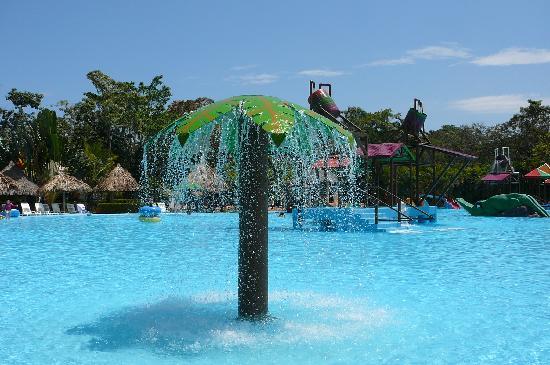Palma Real Beach Resort & Villas: Jungle Water Park