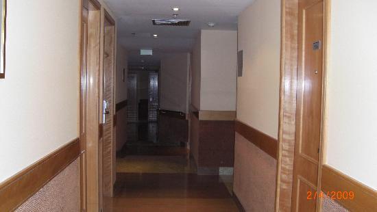وندسور مارتينيك هوتل: Pasadizo del hotel