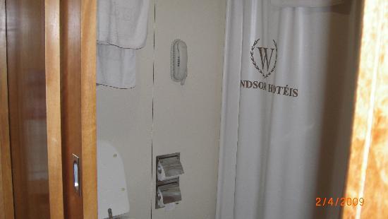 وندسور مارتينيك هوتل: Baño del hotel