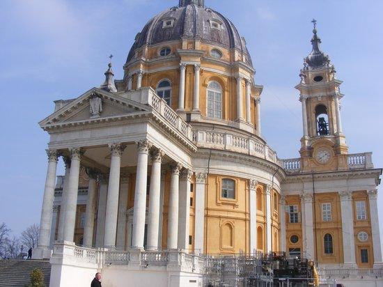 Turin, Italien: Basilica di Superga