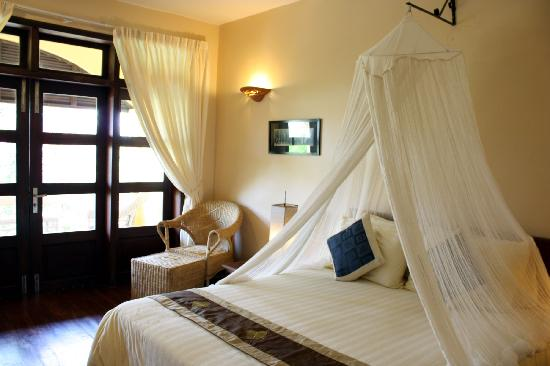 Pavillon d'Orient Boutique-Hotel: The room