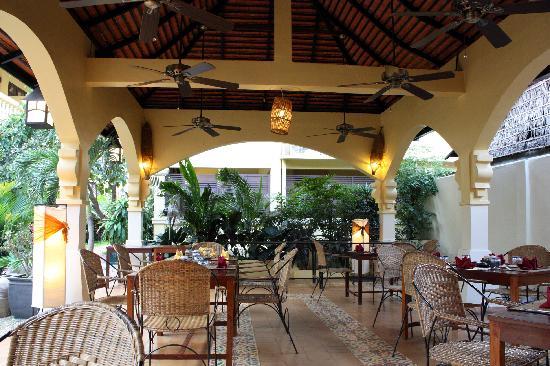 Pavillon d'Orient Boutique-Hotel: Resturant