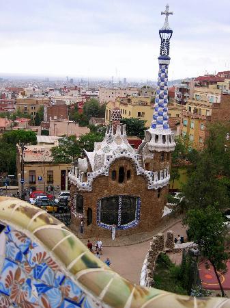 Park Guell Parc Gaudi House