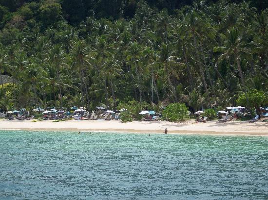 Kantary Bay, Phuket : the beach