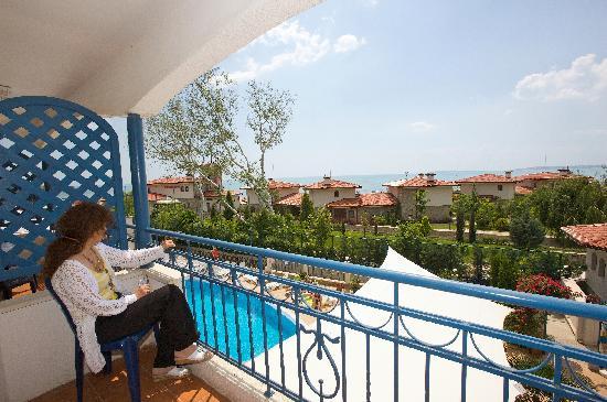 Bora Bora Hotel: great view