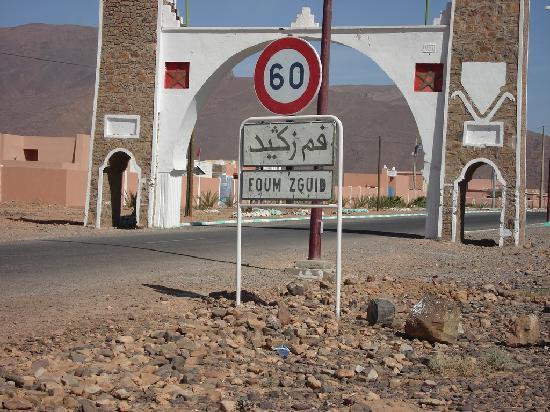 Foum Zguid, Morocco: najah