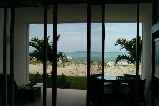 Gansevoort Turks + Caicos: View from Jr. Suite Room