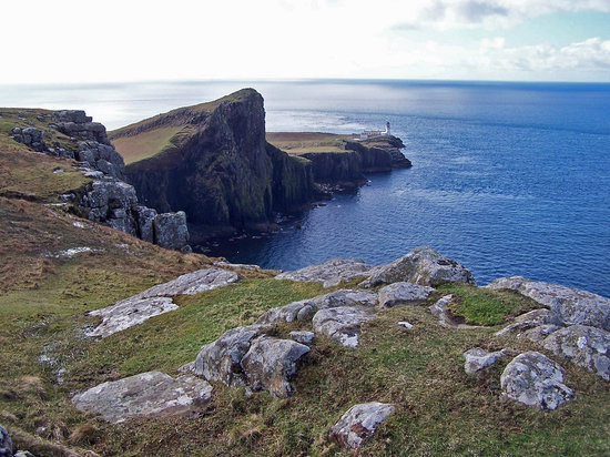 Glendale, UK: Neist Point