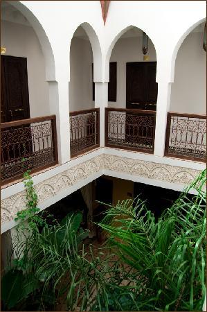Riad Aguaviva: El encanto de la luz de Marrakech