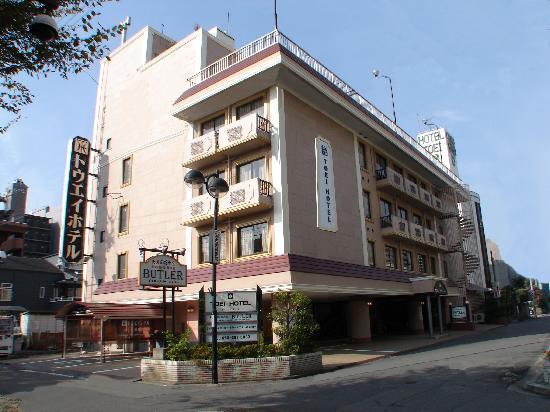 Toei Hotel: 本館