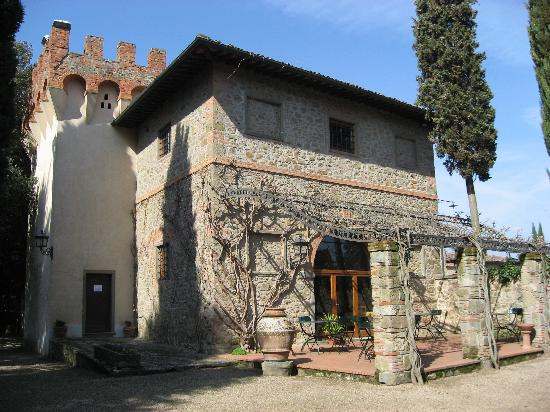 Villa Barberino: Ristorante