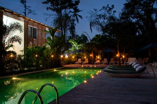 Le Cameleon Boutique Hotel: Pool