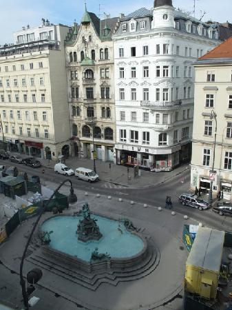 Vienne Avusturya Picture Of Austria Trend Hotel Europa Wien