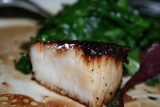 Runyon's Restaurant: Scallop Heaven