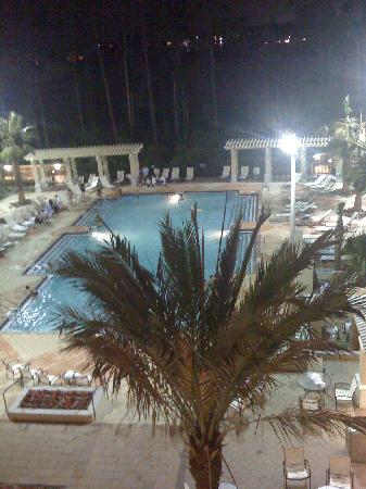 Lake Eve Resort: Fabulous pool and sauna area