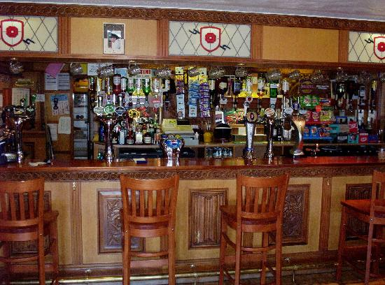 The Wootons Country Hotel: Bar