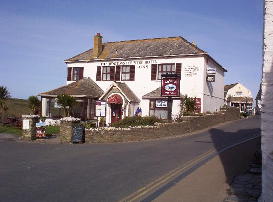 The Wootons Country Hotel: The Wootons from Fore Street