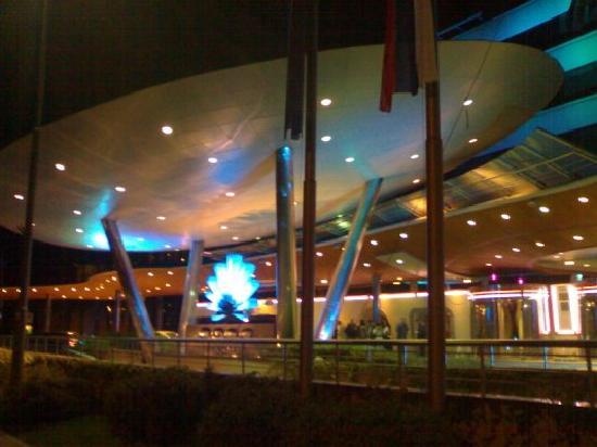Perla, Casino & Hotel: Casinò