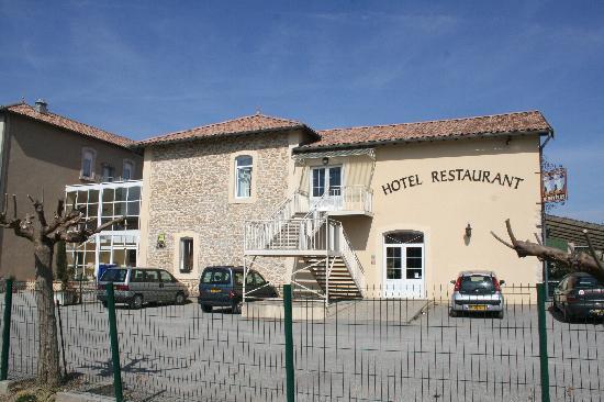 Hotel Restaurant Les Minotiers: vista general