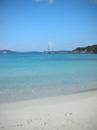 Hotel Mariposas : Spiaggia Is Mulentis