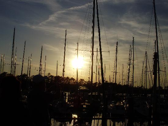 The Resort at Fairfield Harbour: Harbor Sunset