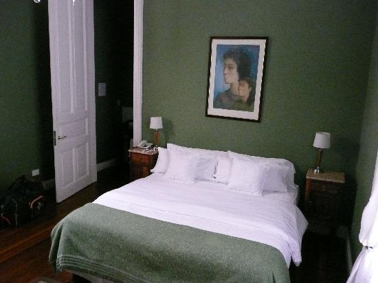 Hotel del Casco: chambre superieure