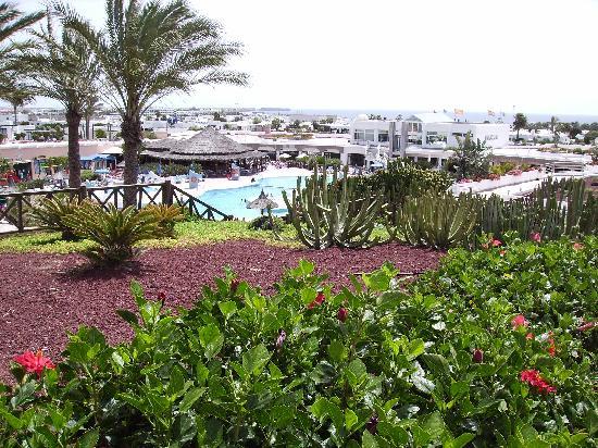 Pool Area toward Sea
