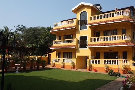 Marina Bay Beach Resort 70 9 0 Updated 2018 Prices Inn Reviews Goa Candolim Tripadvisor