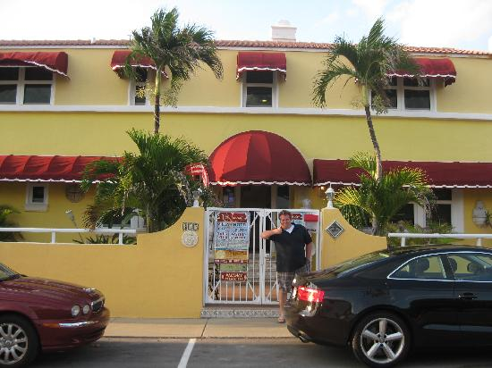 hotel review reviews villa sinclair beach suites hollywood broward county florida