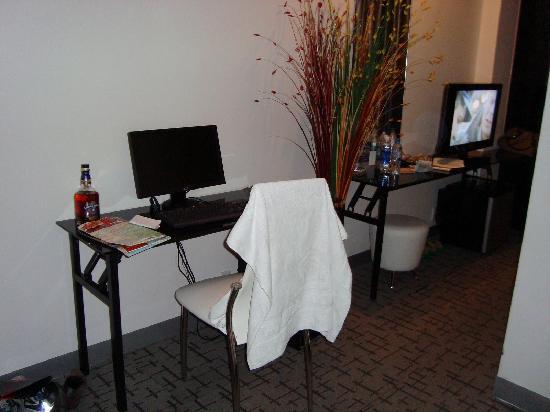 Tan Hoa Ngoc Hotel: VIP Room