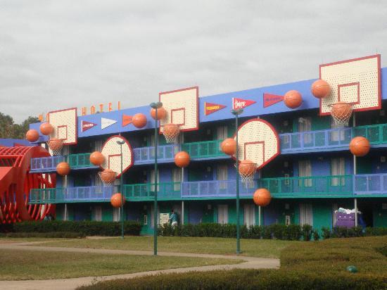 Disney All Star Sports Resort Best Rooms