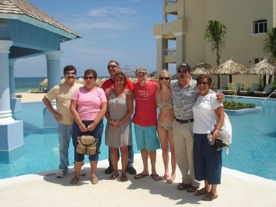 Iberostar Grand Hotel Rose Hall: our friends from Dallas