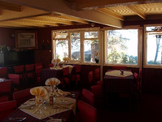 Hosteria La Candela: Restaurant