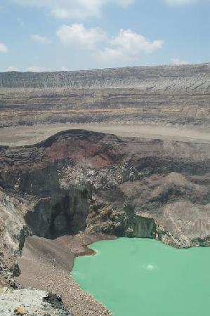 Los Almendros De San Lorenzo: Inside the massive crater of El Salvador's largest volcano