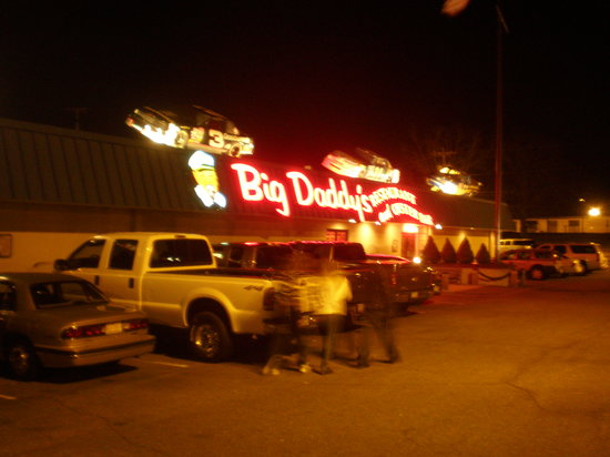 Big Daddy's of Lake Norman: Nascar Rules in this Part of the Country